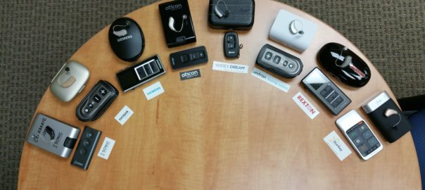 Dealer for major hearing aid brands