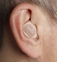 Full Shell Hearing Aid in Bloomington, MN